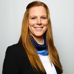 Julia Geipel, Kundenberaterin