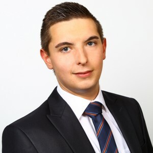 Manuel Narr, Firmenkundenberater
