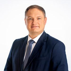 Frank Becker, Regionaldirektor Firmenkunden