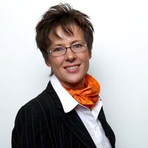 Kerstin Zieger, Privatkundenberaterin