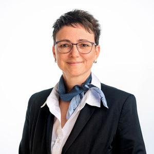 Sandra Wenzel, Privatkundenberaterin