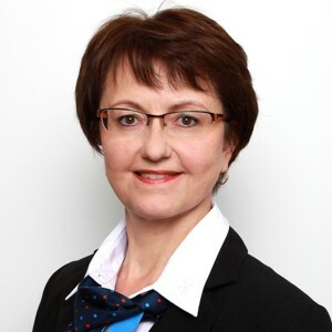 Susann Strehlow, Serviceberaterin