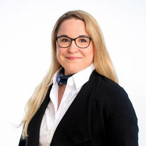 Anne Kriebitzsch, Privatkundenberaterin