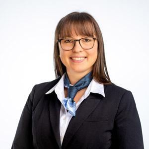 Stefanie Lorenz, Privatkundenberaterin