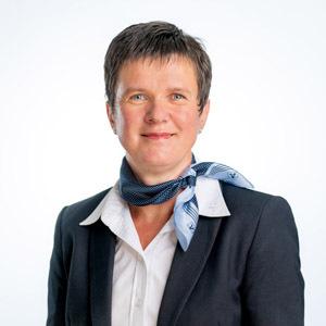Zimmermann Annett, Filialdirektorin