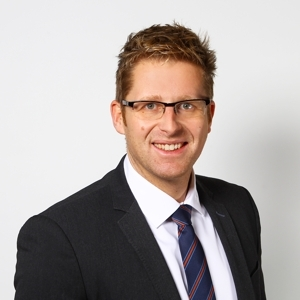 Sascha Fleischer, Firmenkundenberater