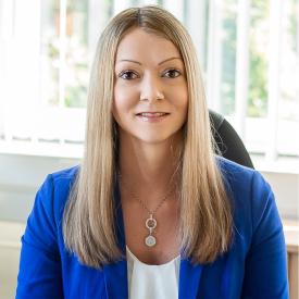Nicole Schneider, Kundenberaterin Generationenberaterin