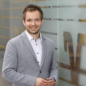 Christopher Steiger, Firmenkundenberater