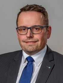 Maik Weißkopf, Firmenkundenberater