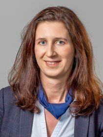 Sandra Koch, Kundenberaterin