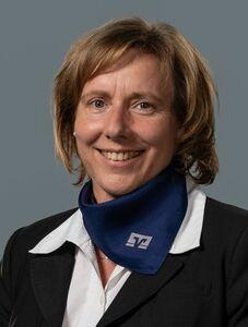 Manuela Geyer, Kundenberaterin