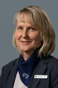 Monique Scharf, Kundenberaterin
