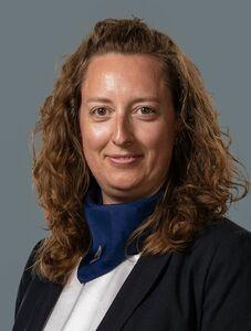 Jeannine Friedrich, Kundenberaterin