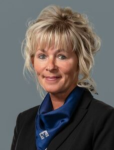 Birgit Scheper, Kundenberaterin