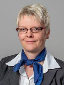 Cornelia Kelber, Kundenberaterin