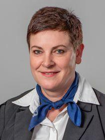 Katrin Beck, Kundenberaterin