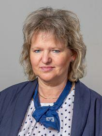 Kerstin Daniel, Kundenberaterin