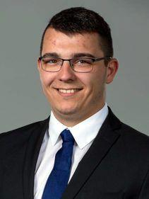 Dominik Kruse, Firmenkundenberater