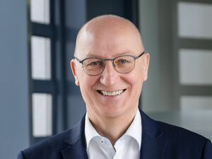 Werner Huber, Firmenkundenberater