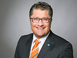 Michael Förster, Firmenkundenbetreuer