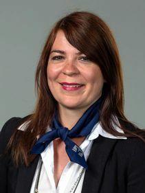 Victoria Rammelt, Bereichsleiterin