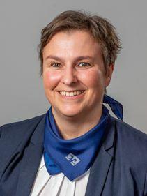 Kristin Bergemann, Bereichsleiterin