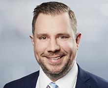 Stefan Pösentrup, Firmenkunden Ausland