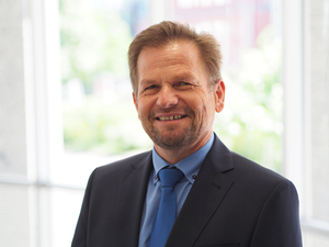 Hansjörg Müller, Teamleiter Auslandsgeschäft