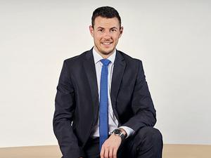 Kevin Brenner, Baufinanzierungsberater / Privatkundenberater