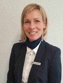 Nicole Meinhardt, Kundenberaterin