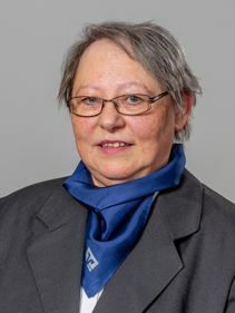 Dorit Teichmann, Kundenberaterin