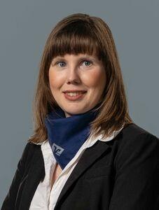 Nicole Sonnrein, Kundenberaterin