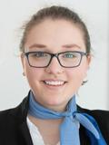 Anna Aicher, Privatkunden-Beraterin